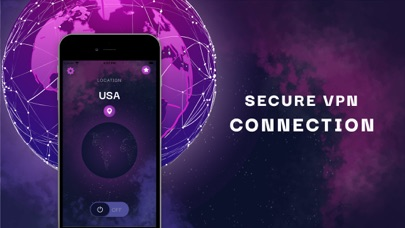 Space VPN best secure proxy Screenshot