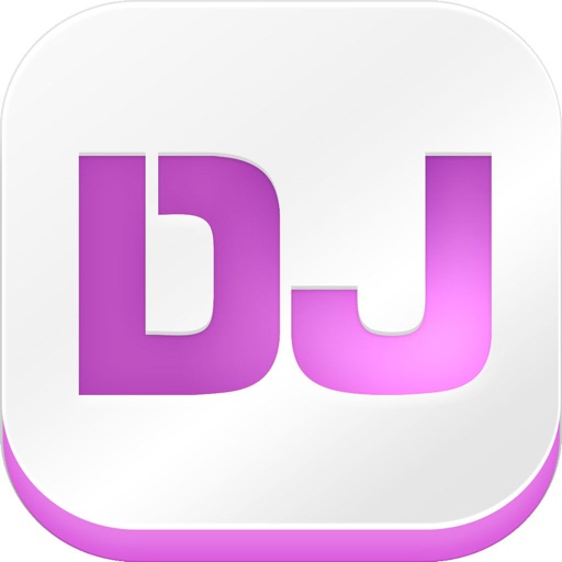 The DJ List - Profiles, Music iOS App
