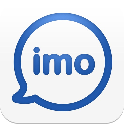 imo video calls and chat HD Icon
