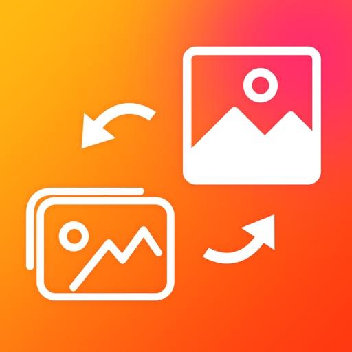 Image converter & Resize image
