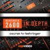 Guide for Behringer 2600