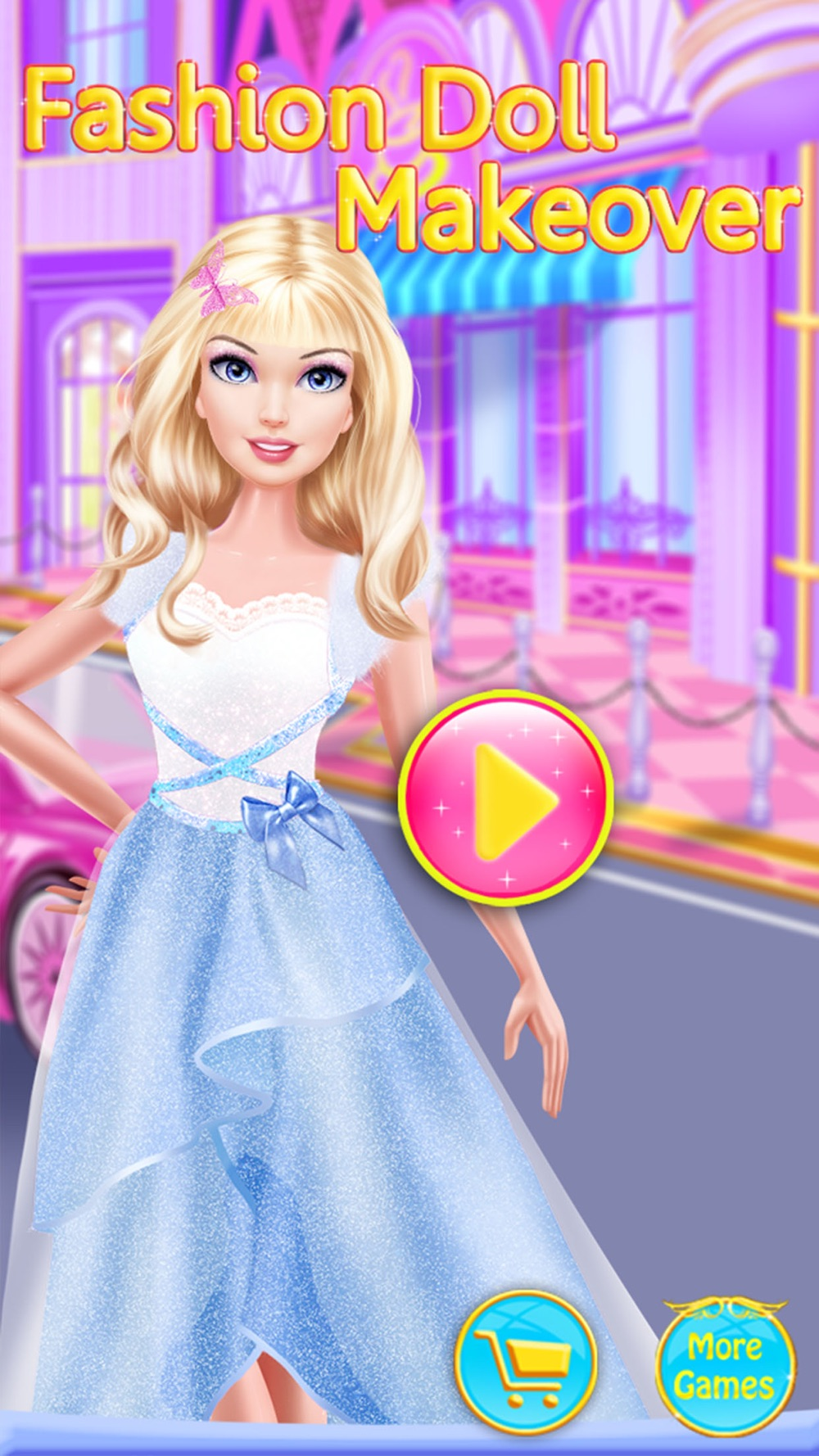 Fashion Doll Makeover hack tool