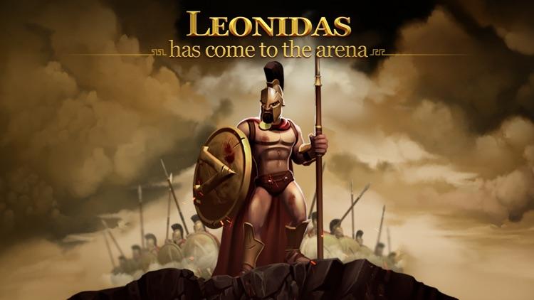 Gladiator Heroes - Clans Clash screenshot-0