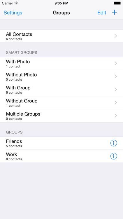 Address Book Plus screenshot-3