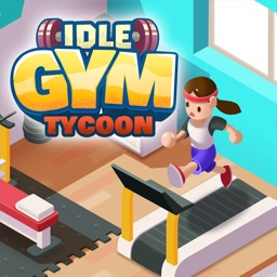 Idle Fitness Gym Tycoon - Game
