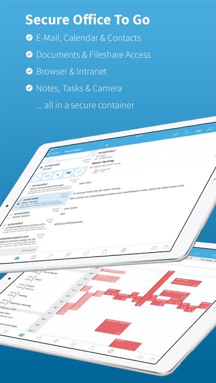 SecurePIM screenshot-3