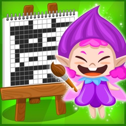 The Magic Brush - Picross