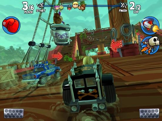 iPad Image of Beach Buggy Racing 2