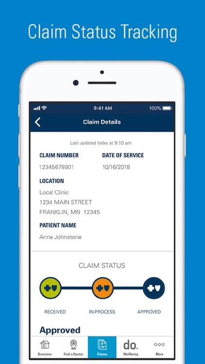 BlueCrossMN Mobile screenshot-3