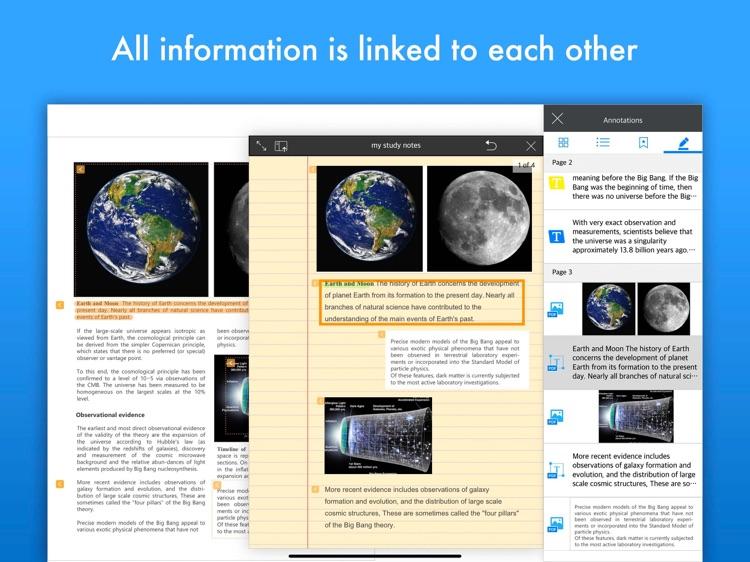 Flexcil - PDF, Annotate, Note screenshot-5