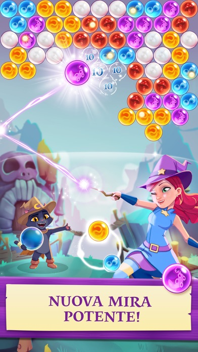 gioco bubble witch saga