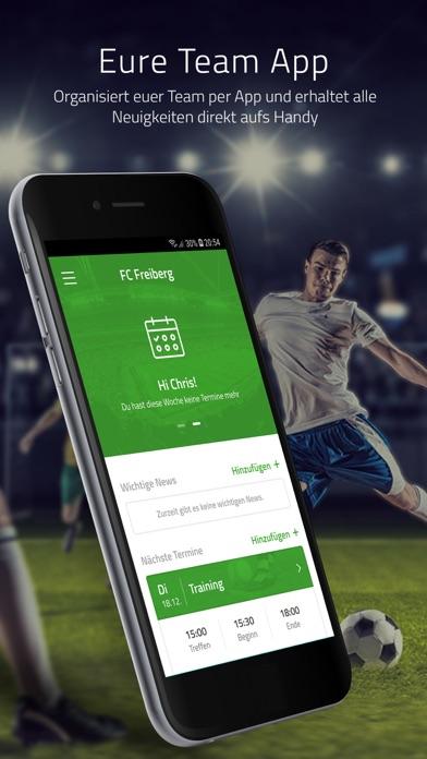 Screenshot for SpielerPlus in Germany App Store