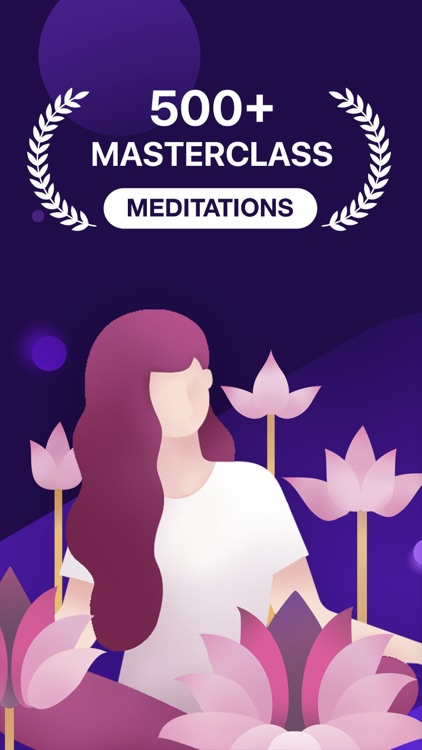 Peace : Calm Sleep Meditation screenshot-0