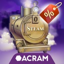 icone Steam: Rails to Riches