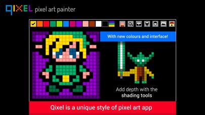 Qixel review screenshots