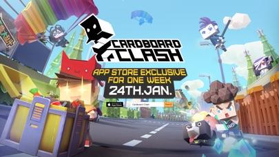 Cardboard Clash screenshot 5