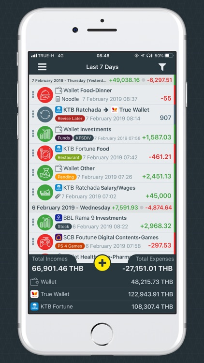 Money Easy - Expense Tracker screenshot-0