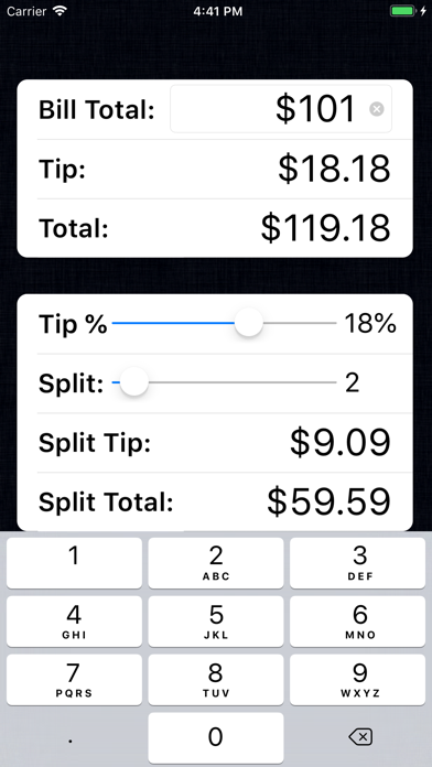 Download Tip Calculator % Pro for Pc