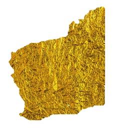 Gold Maps WA