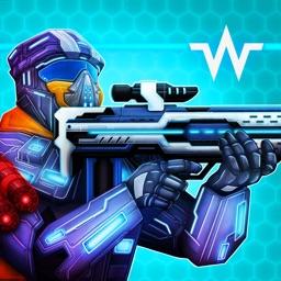 Warfield: multiplayer shooter