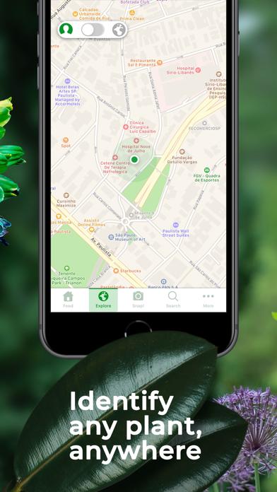 PlantSnap - identify plants Screenshot