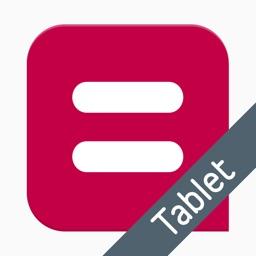 Belfius Tablet