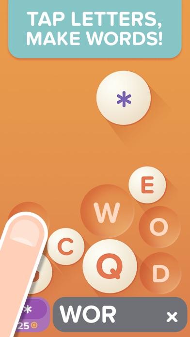 LetterPop - Word Game screenshot 1