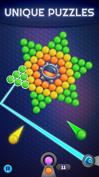 Bubble Pop Spinner screenshot 4
