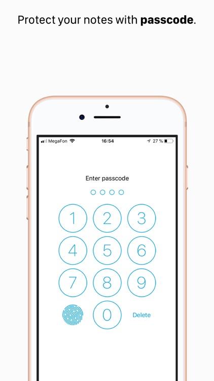 Unit Notes: Smart Note-taking screenshot-3