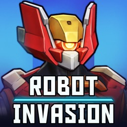 Robot Invasion: Earth Battle