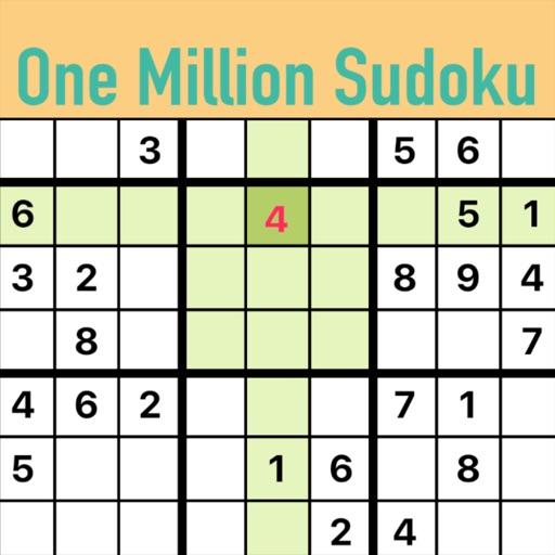 One Million Sudoku