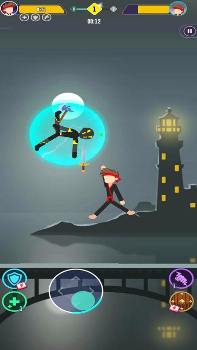 Stickman Battle screenshot 9