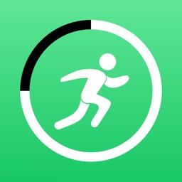 Running Walking Tracker Goals