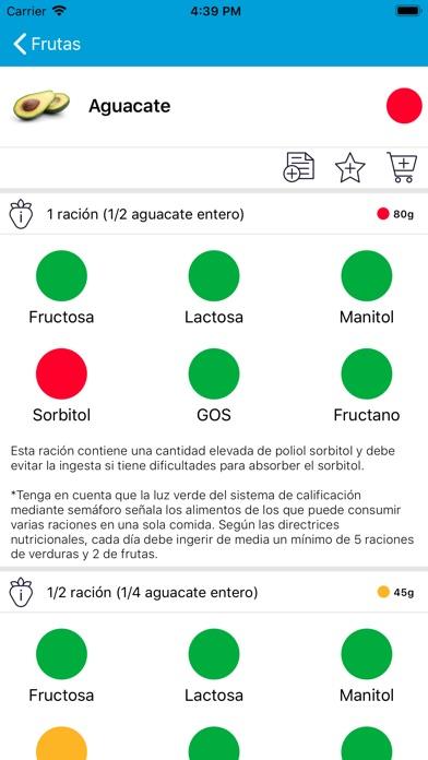 Screenshot for Monash University FODMAP diet in Dominican Republic App Store