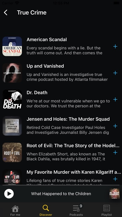 Pods- Podcast Player screenshot-6