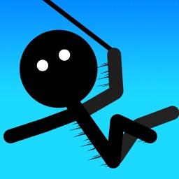 Swing Jump Rope Stick Hook