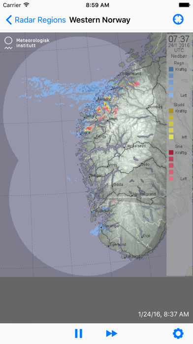 Nordic Radarのおすすめ画像2