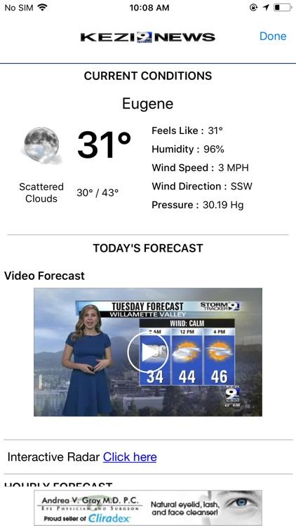 KEZI 9 News & Weather screenshot-6