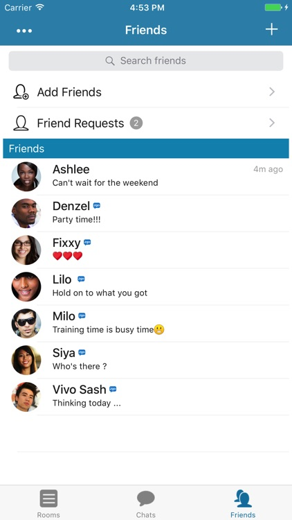 2go - Chat, Meet, Hang Out screenshot-3