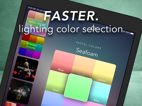 Screenshot #6 pour OnSwitch for Philips Hue/LIFX