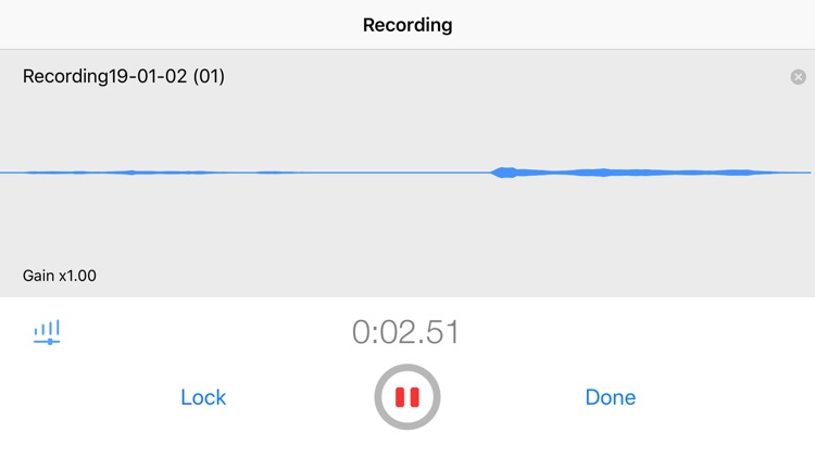 EZAudioCut(MT)-Audio Editor screenshot-8