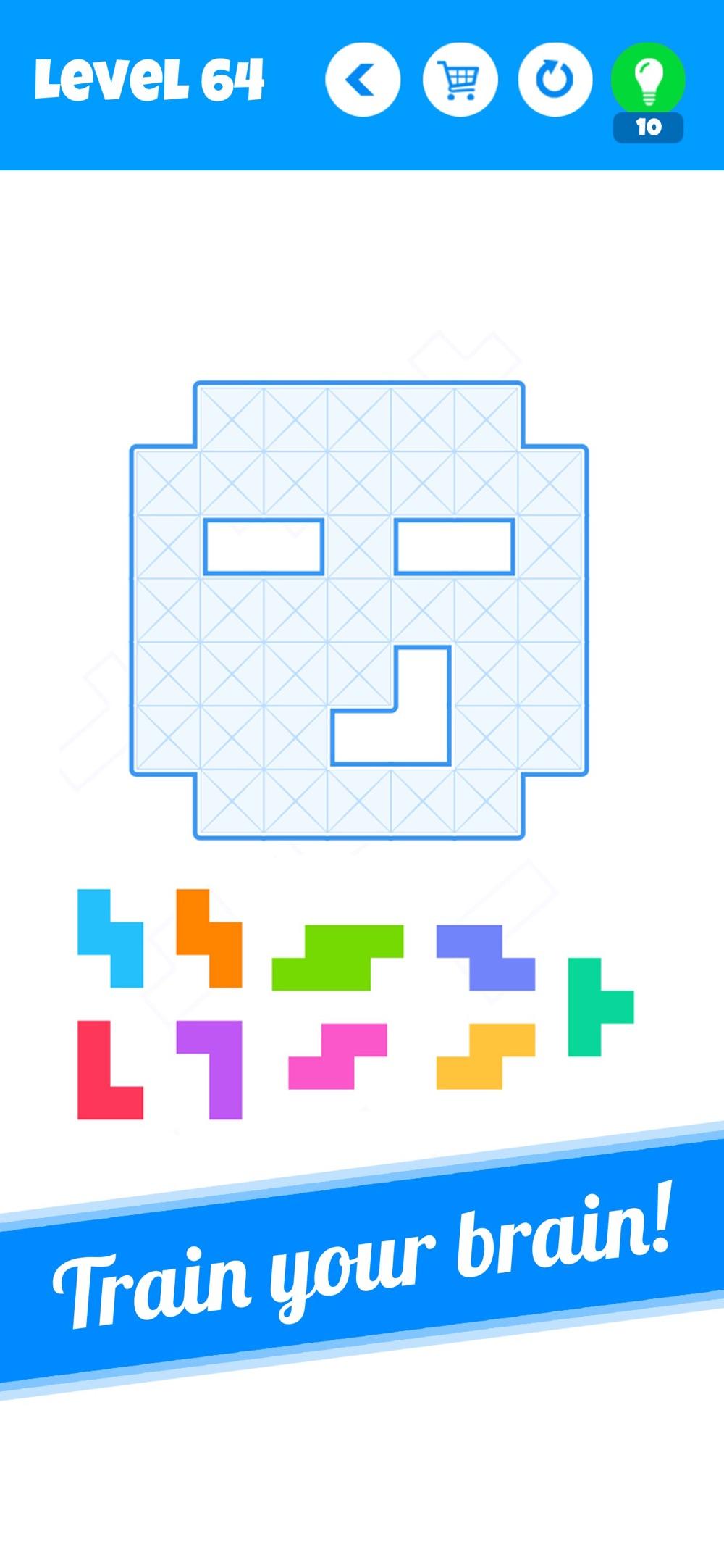 Blocks - New Tangram Puzzles hack tool