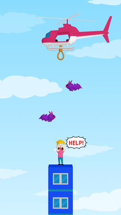 脳トレパズルゲーム - Help copter!紹介画像2
