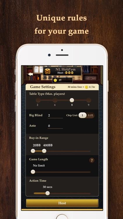 Pokerrrr 2- Holdem, OFC, Omaha screenshot-3