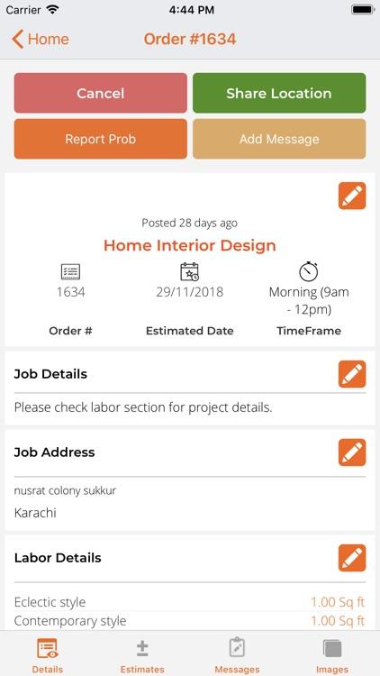 Kam Kaj for Customers screenshot-4