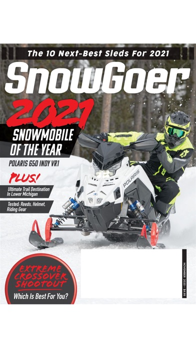 messages.download Snow Goer Magazine. software