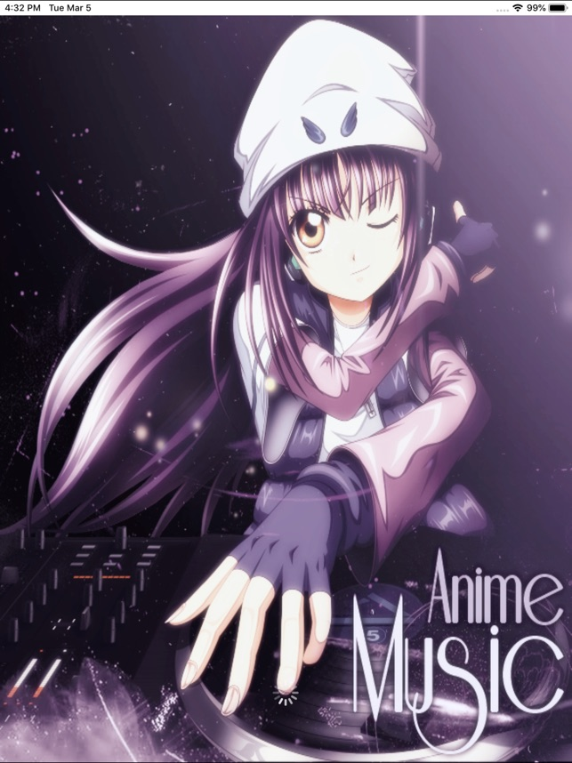 Anime Music Collection on the App Store