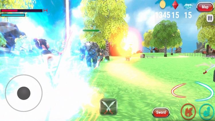 Samurai Fighter screenshot-6