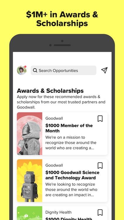 Goodwall - Student Community screenshot-7