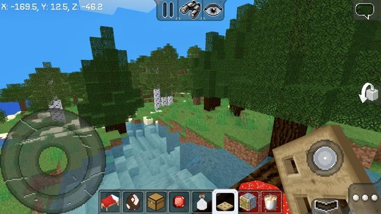 MultiCraft ― Build and Mine! screenshot-5